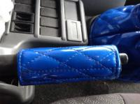 Mokomoko brake cover Blue