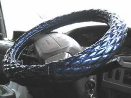 The quilting material steering cover