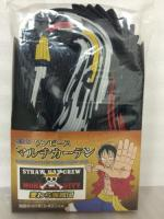 Car Curtain【ONE-PIECE】(MONKER-D-LUFFY) ผ้าม่านรถ