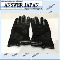 Riding mesh glove RR8414 BK L
