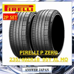 PZERO  235/40ZR18 【BKK STOCK】95Y  XL MO